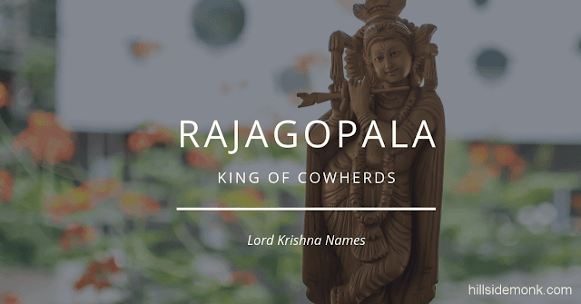 Lord Krishna Names With Meaning 45