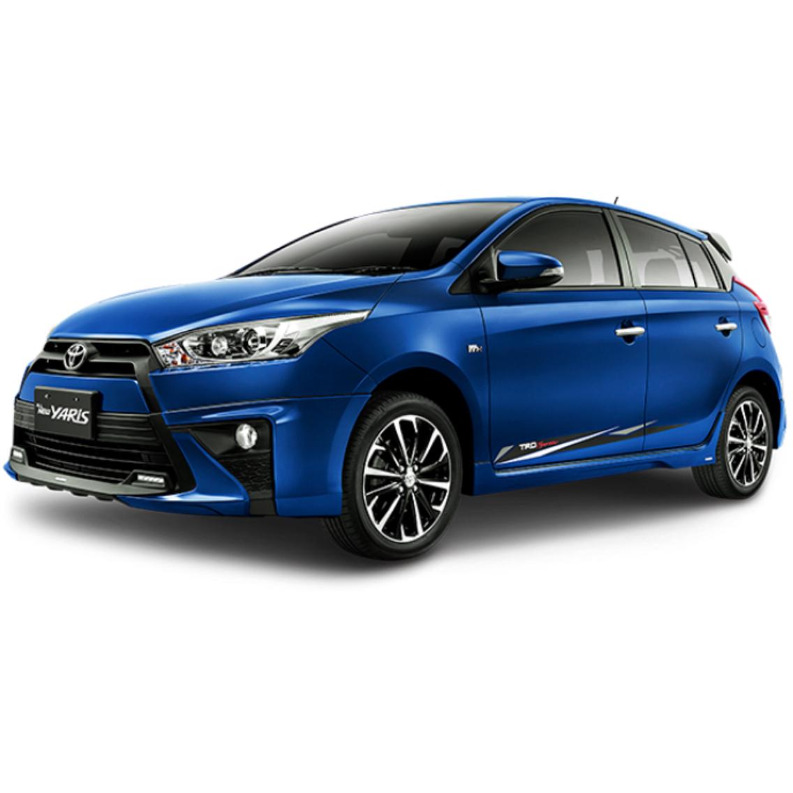 Harga Toyota Yaris Trd Matic New S Cvt Heykers Mobil Semarang Sales Promo Kredit