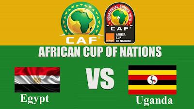 مشاهدة مباراة مصر وأوغندا بث مباشر اليوم