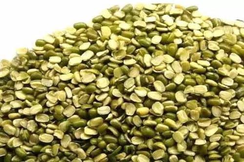 Split Green Gram - हरी मूंग दाल