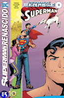 DC Renascimento: Superman #18