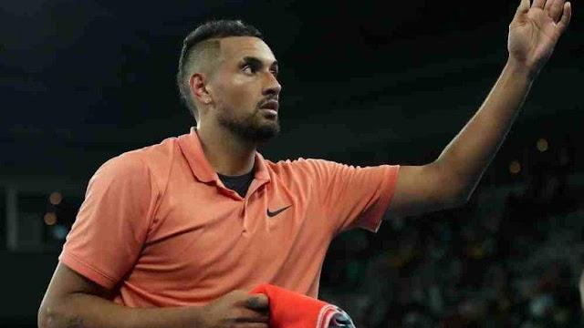 Νικ Κύργιος: Δίνει μια άλλη διάσταση στο τένις με τα παιχνίδια του και τη συμπεριφορά του