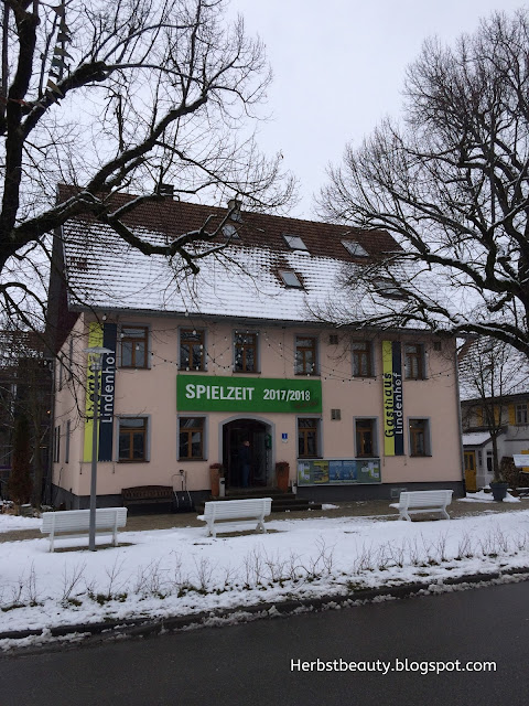 Theater Lindenhof in Melchingen