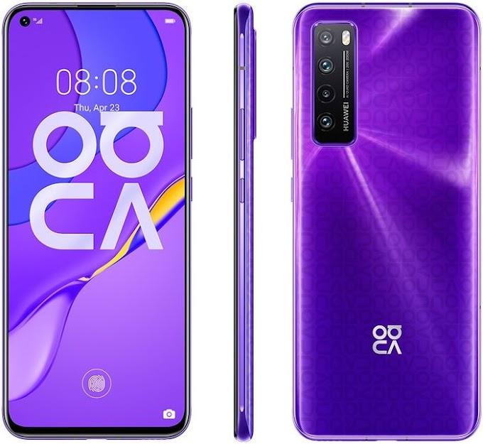 موبايل Huawei nova 7 5G بسعر 8299 جنيه على جوميا مصر