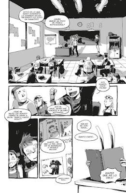 Reseña de SOY UNA MATAGIGANTES de Joe Kelly y Ken Niimura - Norma Editorial.