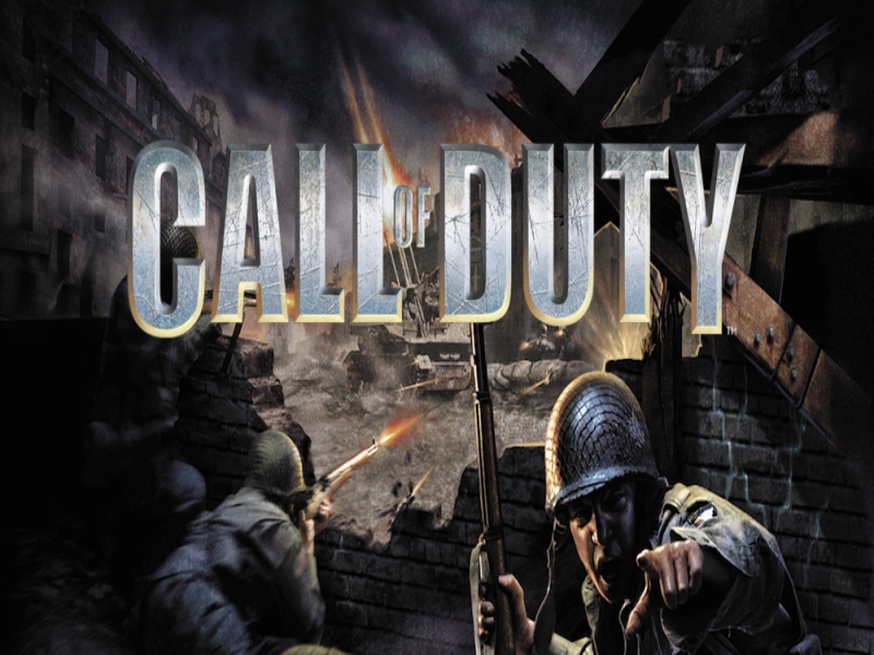 Download Call of Duty 1 Game PC Free on Windows 7,8,10