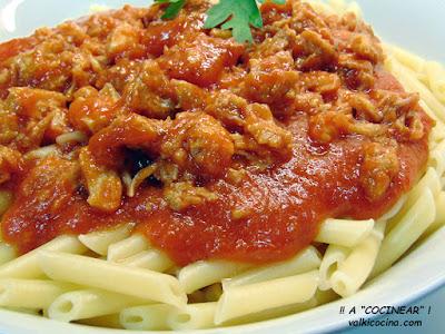 Magro en tomate