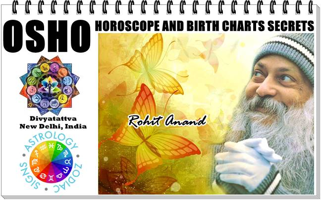 Osho Horoscope Kundli Sun Signosho Astrological Analysis Birth