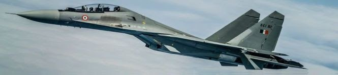 Japan-India Drills To Feature Sukhoi Su-30 Fighters Like Those Flown By China, Russia Over Disputed Waters