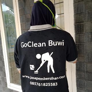 Jasa Bersih Rumah Termurah, Jakarta Timur, Goclean Buwi