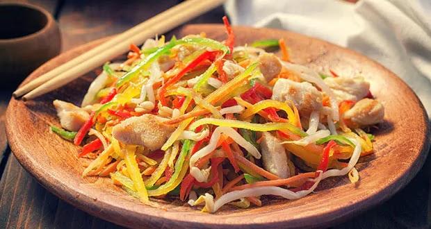 Masakan Thailand, Som Tum