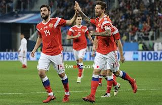 مشاهدة مباراة روسيا وقبرص