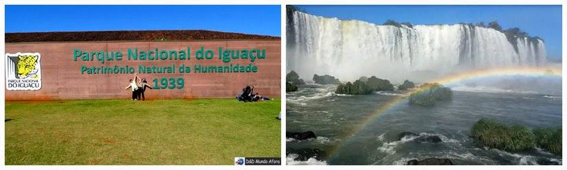 Parque Nacional do Iguaçu - Cataratas do Iguaçu - o que fazer em Foz do Iguaçu
