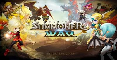 Summoners War: Sky Arena updated v 3.1.9 APK Mod Double Attack Terbaru