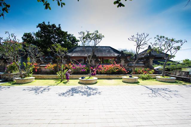 Tempio di Uluwatu- Bali