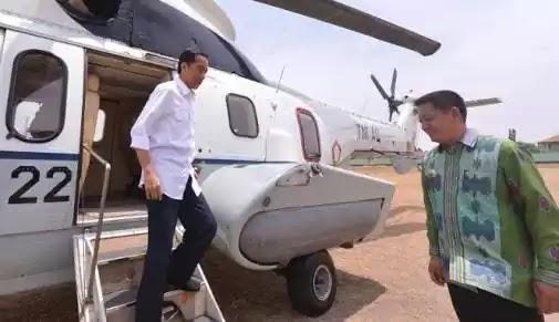 Jokowi di Bandung