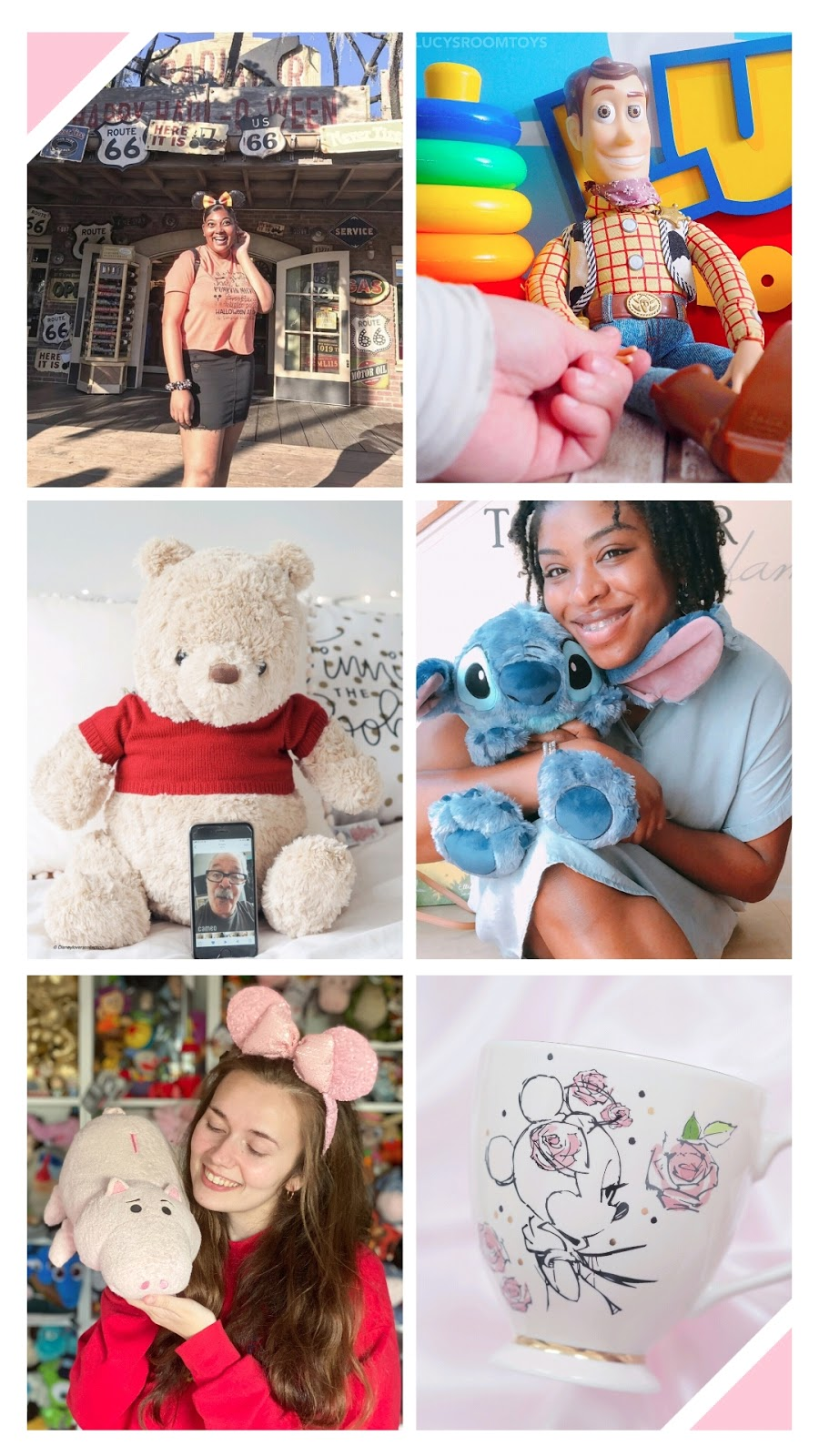 I asked some of my favourite Disney bloggers to share their most treasured Disney items