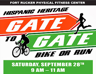 2013 Hispanic Heritage Gate to Gate 4.2-Mile Run