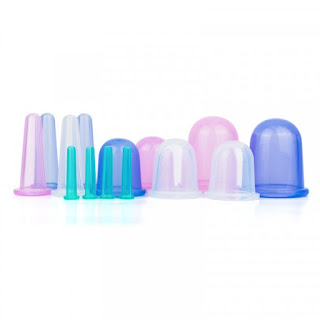 Silicone Cupping Set 14 pcs
