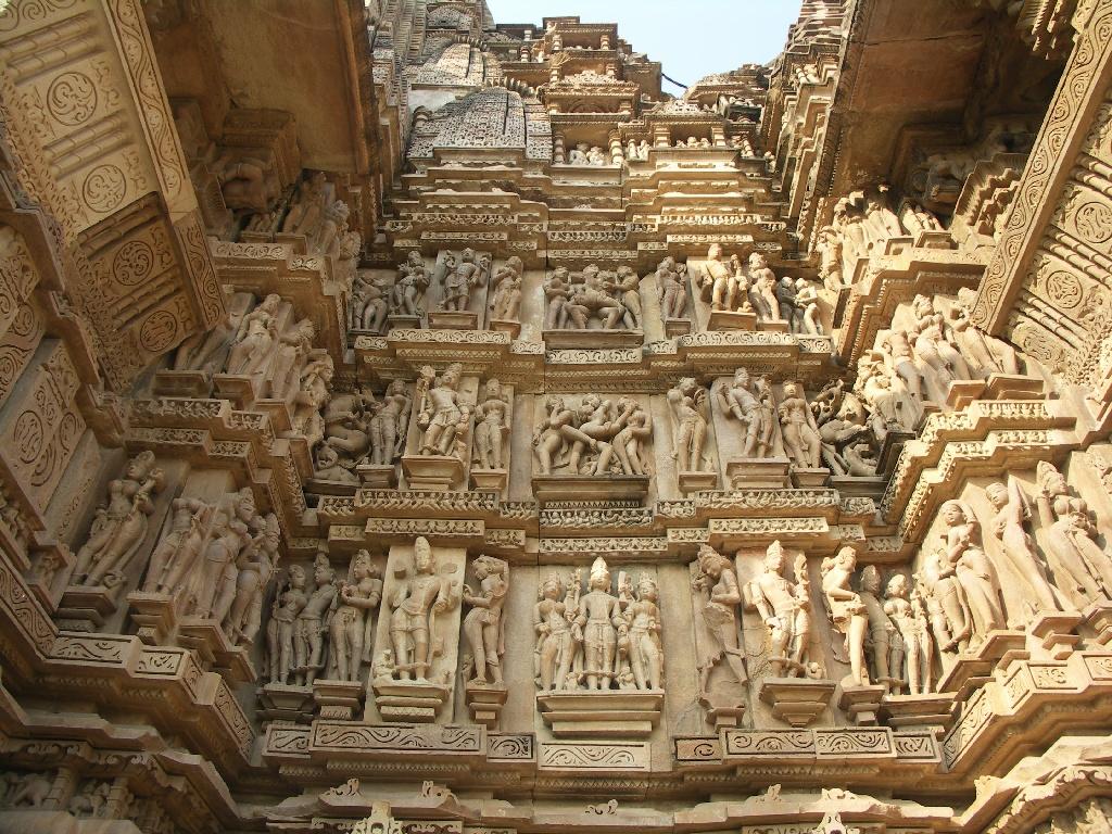 History of Khajuraho Temple