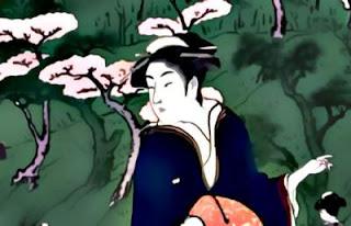 Lukisan Sang Istri - Takahashi Sakou