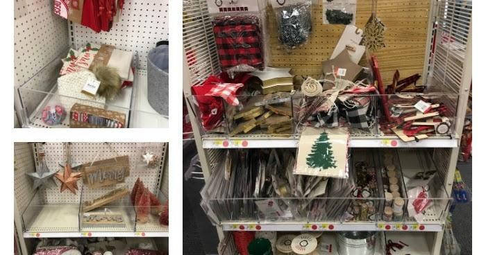 christmas 2017 target dollar spot haul the glam farmhouse - Target Christmas Decorations 2016