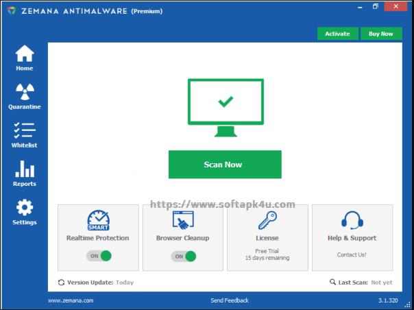 Zemana - Anti Malware Software