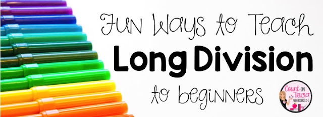 Fun way to teach long division tips and tricks for beginners fourth grade math