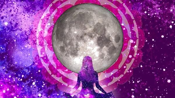 Nghi thức thanh tẩy, khôi phục năng lượng trong ngày Trăng tròn mạnh mẽ
