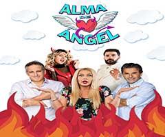 capítulo 5 - telenovela - alma de angel  - las estrellas