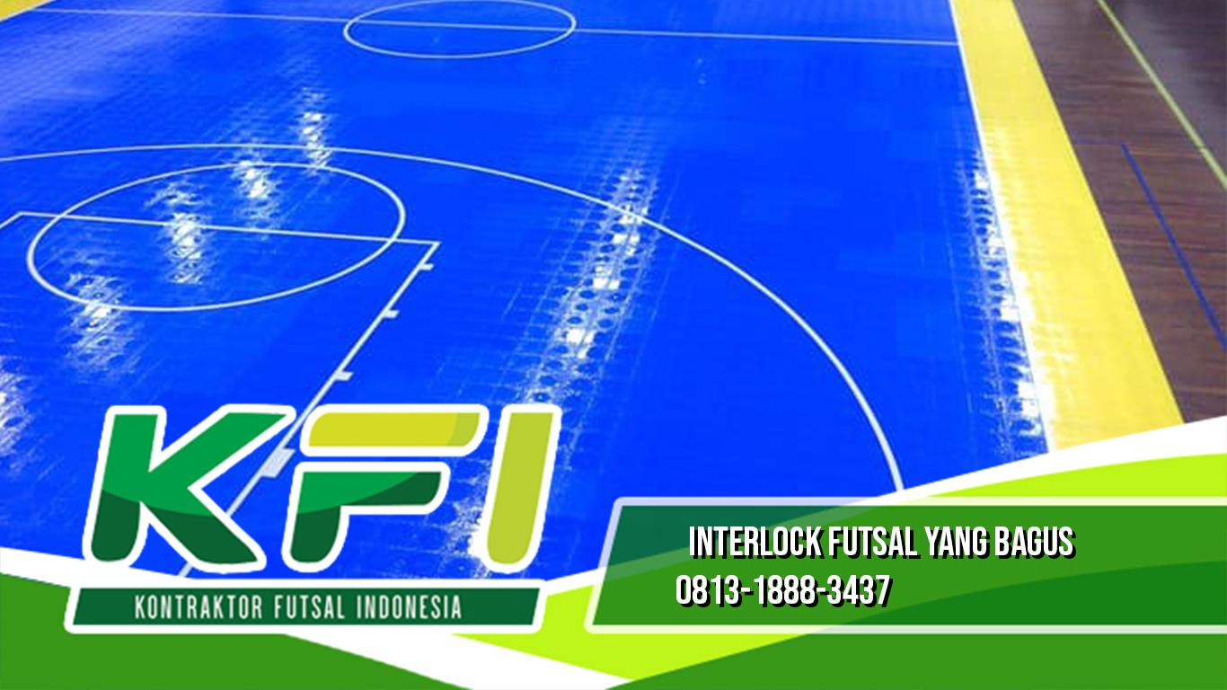 Interlock Futsal Yang Bagus