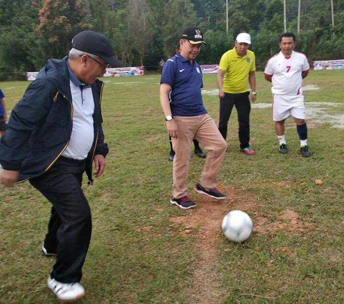 Bupati Cup 2019 Resmi Dibuka Bupati Adirozal
