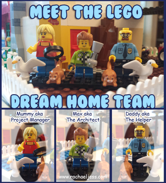 Ocean Finance are running a fabulous competition for bloggers little ones to build their dream home out of Lego, and we have been so lucky to have been selected to take part!  Max was tasked with creating his dream home and armed with a bumper box of Lego from Ocean Finance, his Lego and his junior builder (aka daddy) he set about building his 'Chill out house for superheroes'