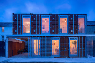 Container House | Ringsend Dublin