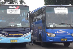 Ditinggalin Bus di Terminal Grogol, Dompet sama Barang Bawaan udah Masuk!