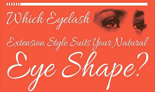 Which Eyelash Extension Style Suits Your Natural Eye Shape?