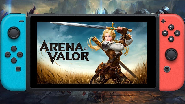 Arena of Valor rebasa el millón de descargas en Switch