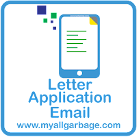 Letter Format - Application Format - Email Format