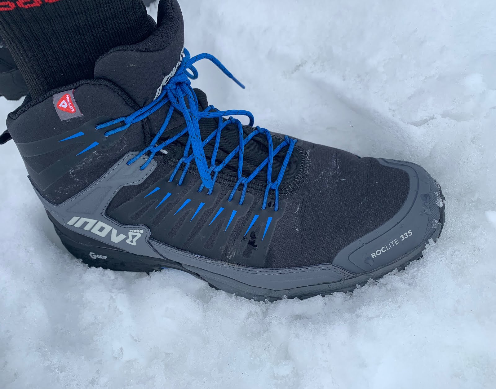 timeless design cac5c d359b Road Trail Run: Inov-8 Roclite 335 Review: Warm Welcome to ...
