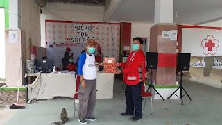 Aksi Relawan Mandiri Himpunan Alumni IPB Gandeng PMI Salurkan Bantuan Gempa Sulbar