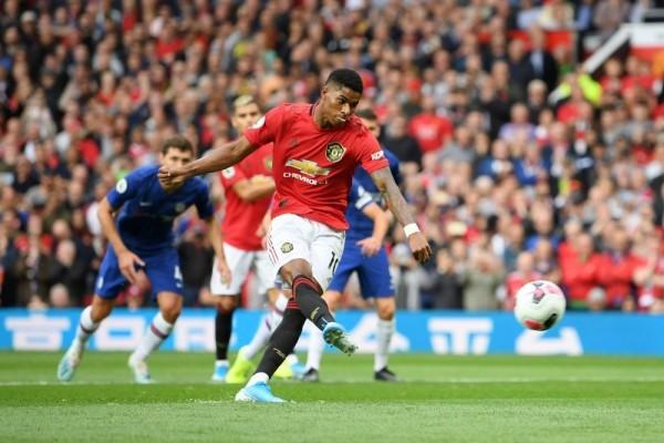 Manchester United Menunjukkan Kegarangannya di Stadion Old Trafford