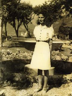 Liliana Segre in 1943
