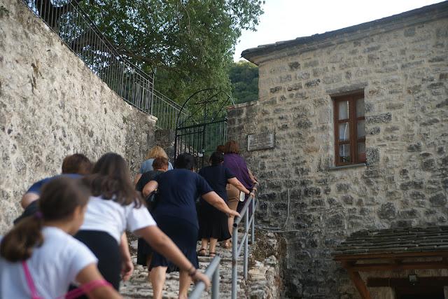Θεσπρωτία: Στο Μοναστήρι της Βροσίνας βρέθηκε η ενορία Κεστρίνης για την παράκληση της Παναγίας