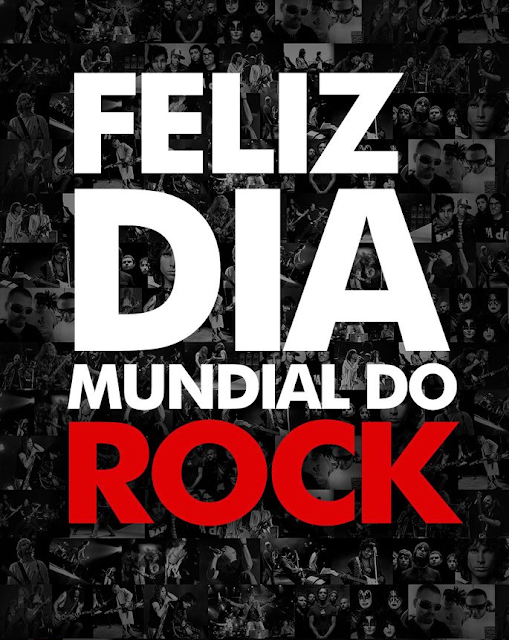 Resultado de imagem para dia mundial do rock
