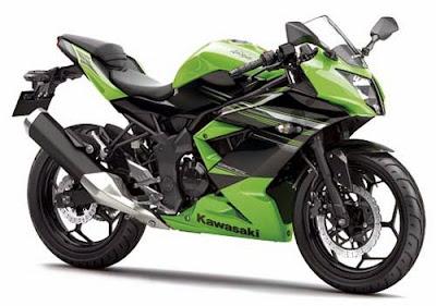 Spesifikasi Lengkap dan Keunggulan Kawasaki Ninja 250 Mono