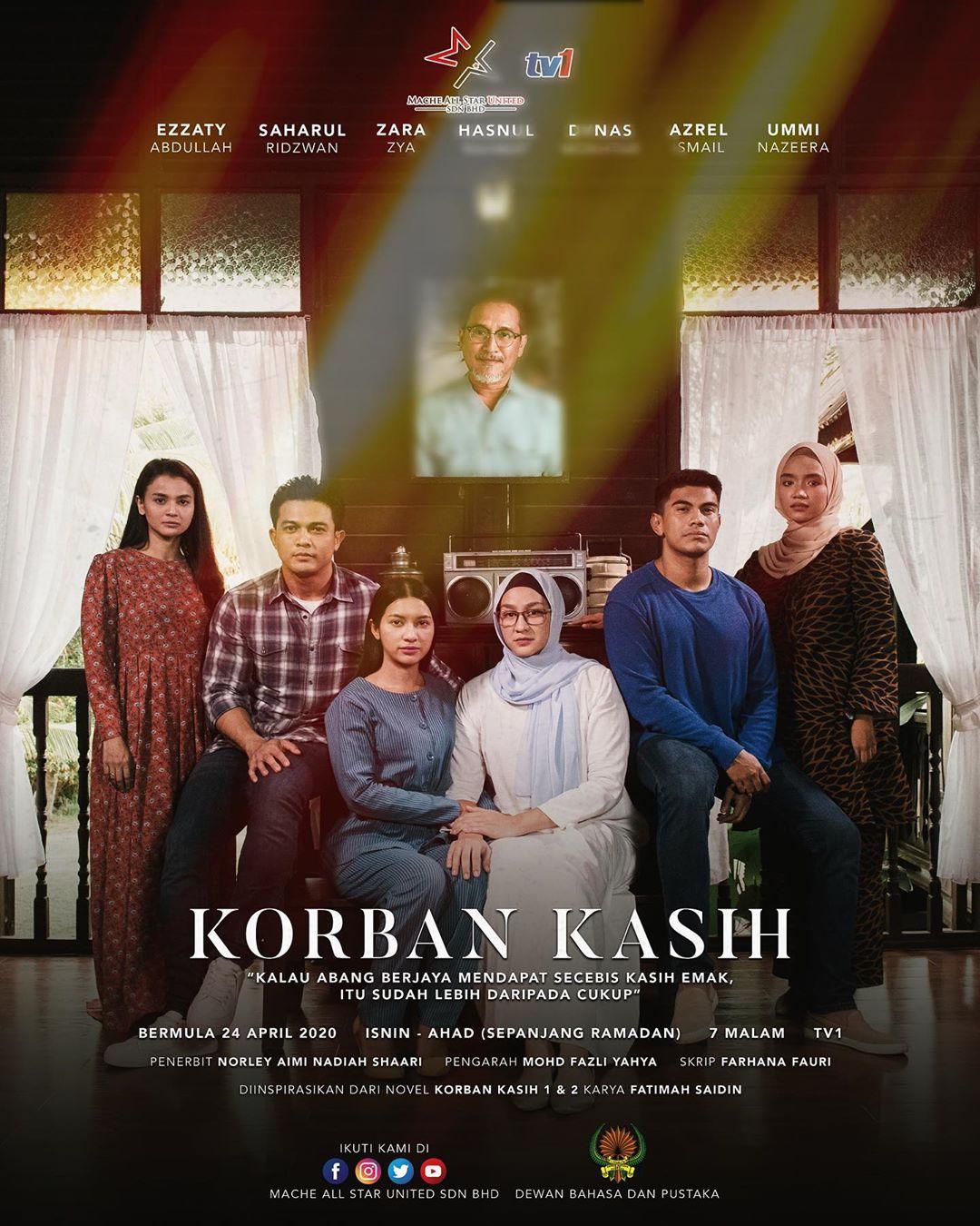 Drama Korban Kasih (2020) TV1
