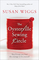 The Oysterville Sewing Circle by Susan Wiggs book cover and review