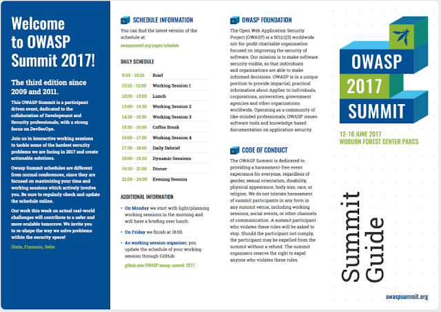 Summit Conference Guide Front