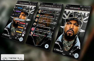 Ice Cube Men Theme For YOWhatsApp & Fouad WhatsApp By Nanda