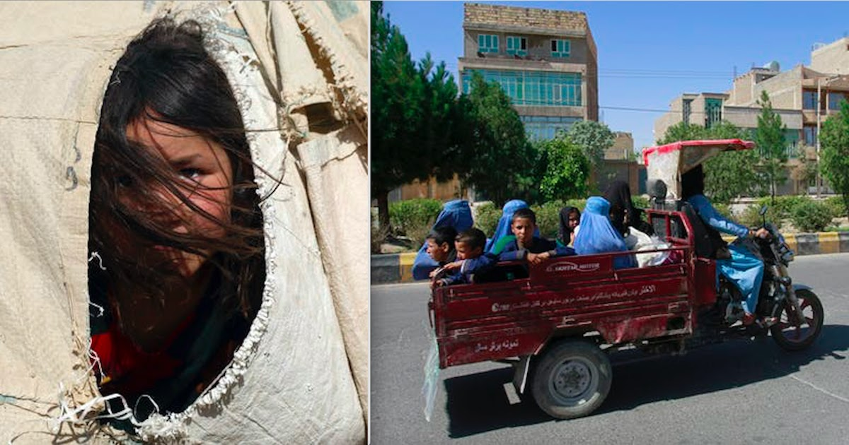 Journalist Proposes Four-Point Plan To Protect Women's And Girls Rights In Afghanistan